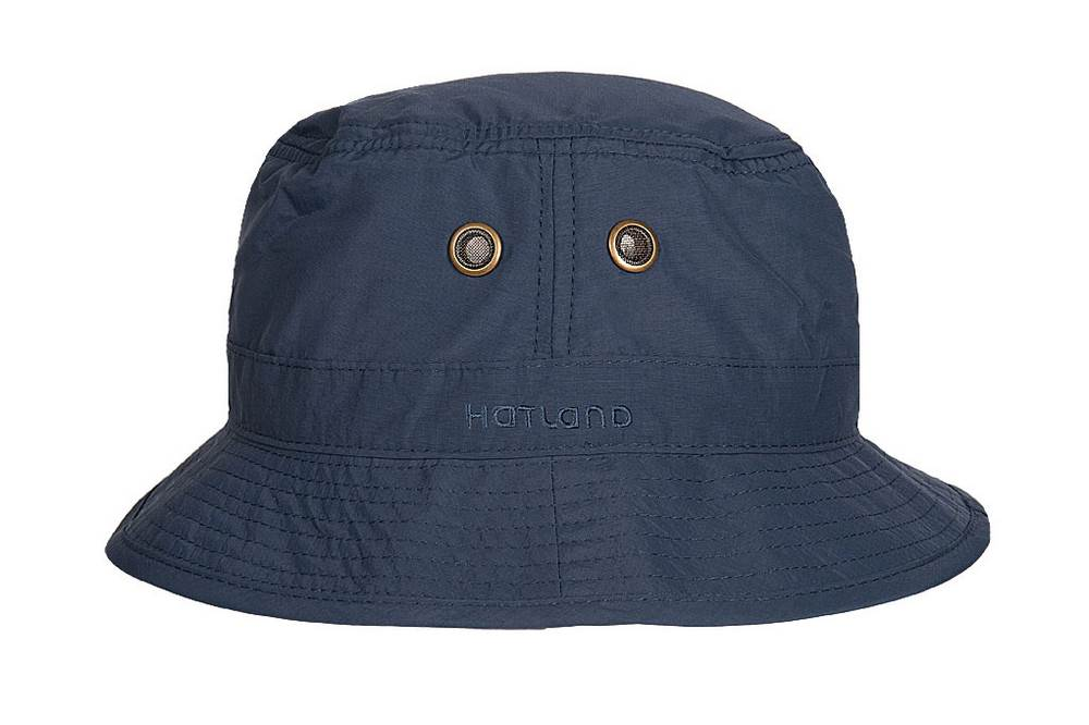 666ffba038d Pocket hat Hatland Kasai Storm Blue Marine