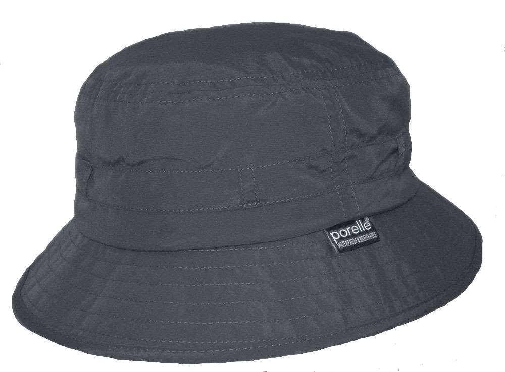 Waterproof bucket hat Hatland Jaco Porelle bla