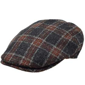 Borsalino Sussex flatcap aus wolle