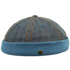 Balke Bonnet Dockers en coton Denim Lakota