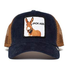 Goorin Bros Berretto Baseball Jack Ass