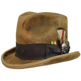 Cappello a Lobbia Bounty Hunter