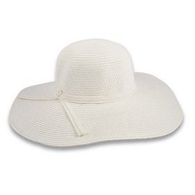 Melegari Summer woman hat medium brim Pamela