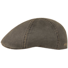Stetson Berretto cotone Duck cap Level