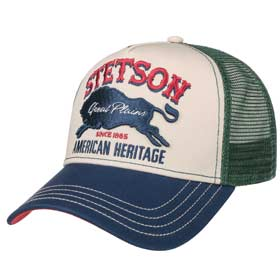 Stetson Trucker Great Plains baseballmütze