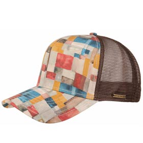 Stetson Berretto Baseball Trucker Watercolours