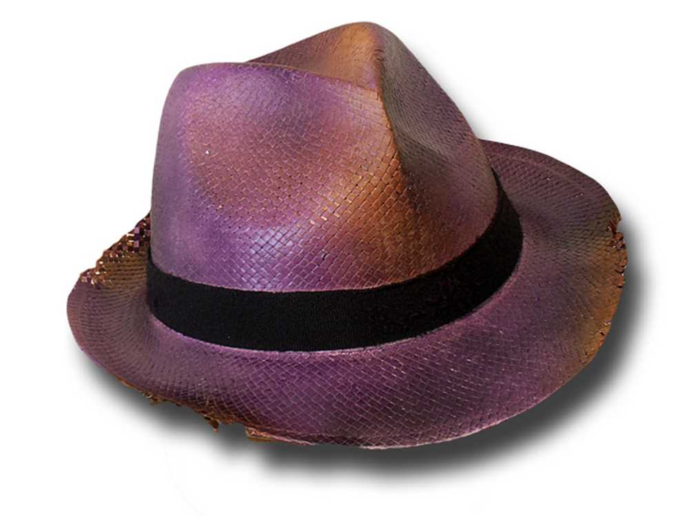 Cappello Rave trilby Dusty