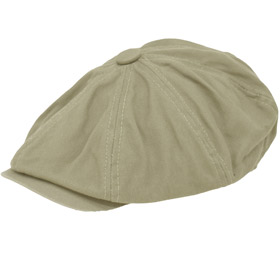 innovative design d08c3 4dd1f Broner 8 quarter Money cotton Gatsby cap