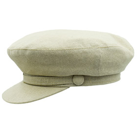 Melegari Cotton popular seaman summer cap Genova