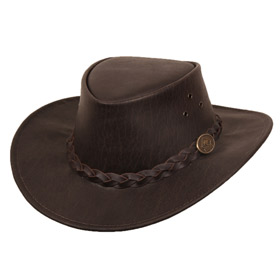 Scippis Buffalo Australian leather hat