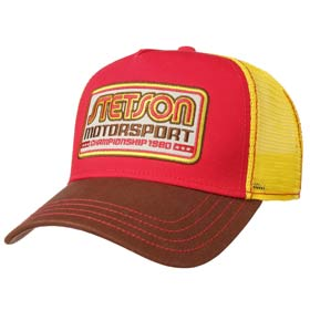Stetson Berretto Baseball Trucker Motorsport I