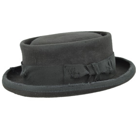 Cappello uomo Pork Pie Stone Hat