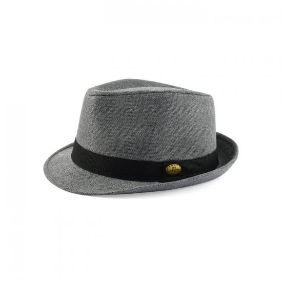 "Cappello uomo estivo ""cheap but works"" Ronny Grigio"