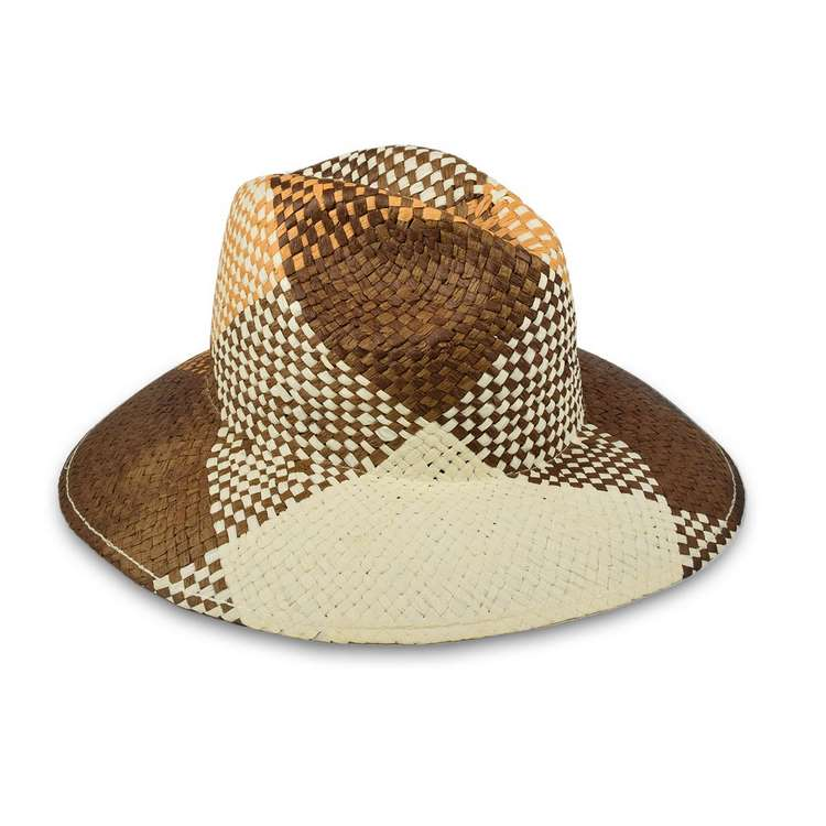 Melegari Multicolored summer woman hat Lario