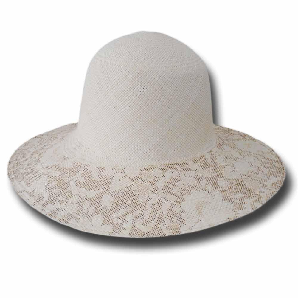 Cappello donna estivo Pamela Melegari Panama h a26dd0afe1f7