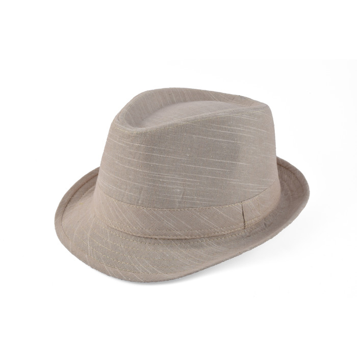"Trilby summer hat ""cheap but works"" 16"