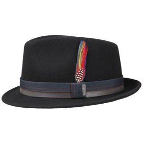 Stetson Cappello trilby woolfelt Calgary