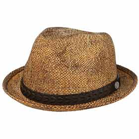 Stetson BBQ Player Toyo straw Hat
