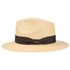 Stetson Fedora Panama Straw Hat Seattle