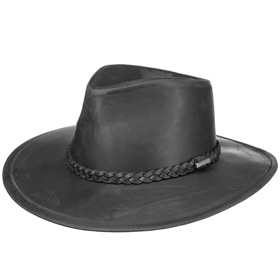 Stetson Buffalo Leather hat