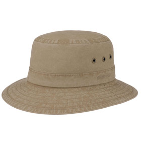 Stetson Florida Reston bucket cotton Hat