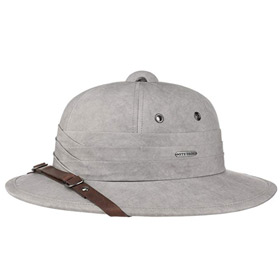 Stetson Salonga cotton Pith helmet