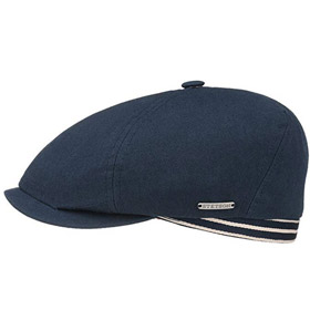 Stetson Brooklin canvas cotton cap