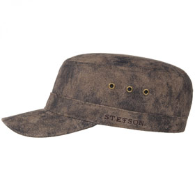 Stetson Minnesota Raymore Pigskin Armycap