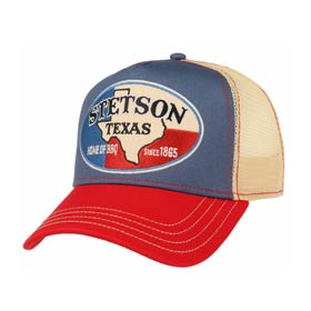 Stetson Berretto Baseball Trucker Texas