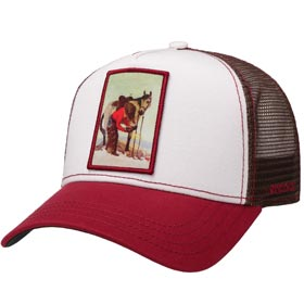 Stetson Berretto Baseball Trucker Horseshoe