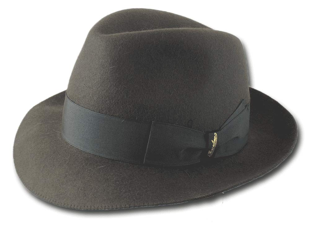 0abf436852d Borsalino Traveller hat rollable waterproof Gr