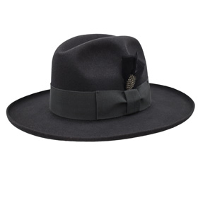 Cappello Fedora Johnny Depp David Letterman Sh