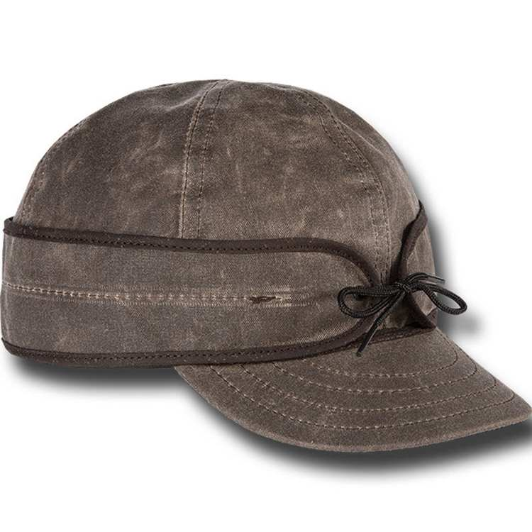 Stormy Kromer The Original Waxed Field Cap