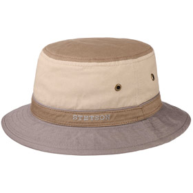 Stetson Sand bucket cotton Hat