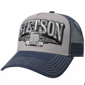 Stetson Berretto Baseball Trucker Trucking