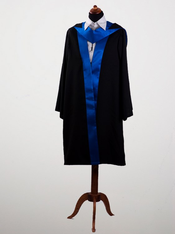 Graduation Gown 5 with a hood Wholesale