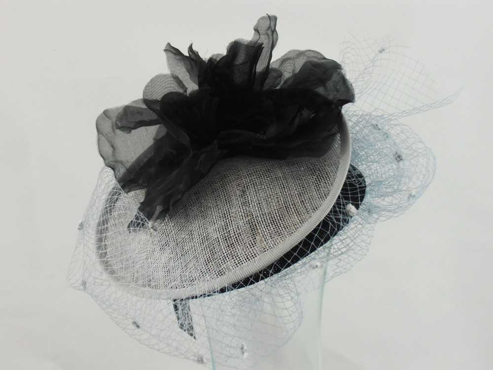 Marzi hats Wedding hat Dori