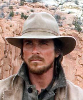 Western Dan Evans 3:10 to Yuma hat replica del cappello indossato da Christian Bale nel film. Quel treno per Yuma - bale_lionsgate
