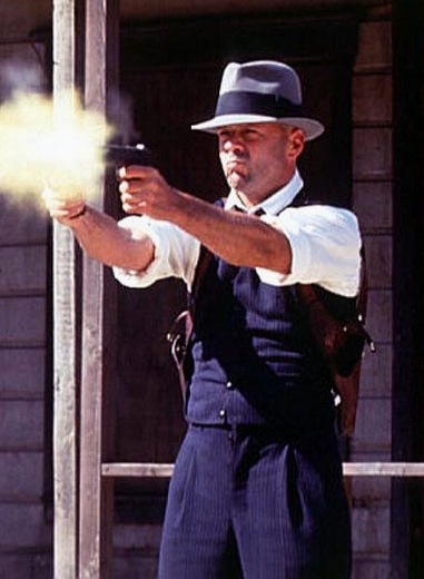Fedora Bruce Willis Last Man Standing replica Hat willis