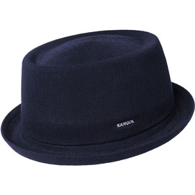 Kangol Mowbray Bamboo porkpie Hut